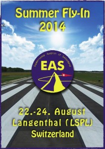EAS Summer FLyIn 2014 Info Pack