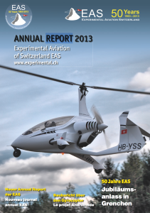 EAS Annual Report 2013