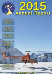 EAS Annual Report Cover