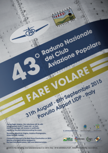 Raduno Nazionale 2015