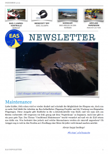 EAS Newsletter 2015_Dez