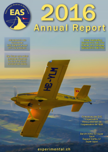 EAS Annual Report 2016
