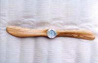 Dekorative Holzpropeller