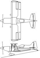 rohbaufertige Acro Sport II «SP»