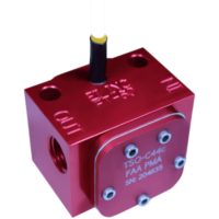 NEW  FUEL FLOW TRANSDUCER FT60